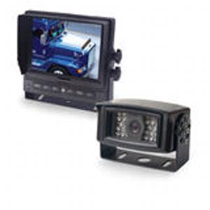 12 volt camera system for fifth wheel RV