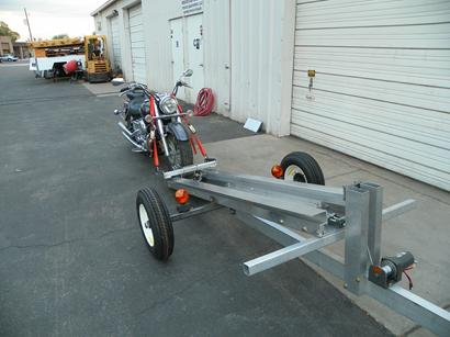 Single bike Trailer